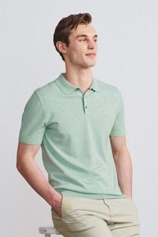 Mint Green Premium Polo Shirt