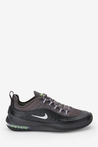 Nike BlackGreen Air Max Axis Premium Trainers