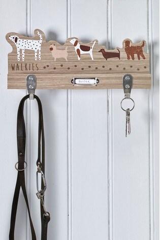 Pet Shelf With Hooks