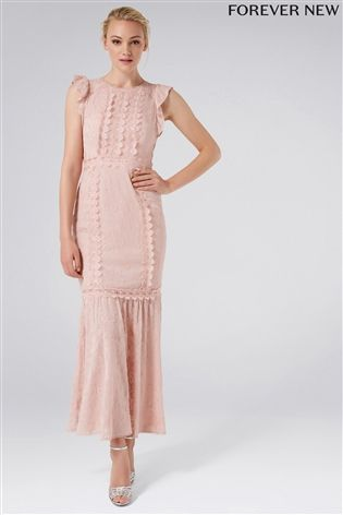 Buy Forever New Embellished Trim Maxi Dress From Next Australia