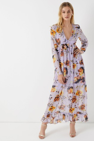 bfab4a59630 Buy Y.A.S Floral Maxi Dress from Next Qatar