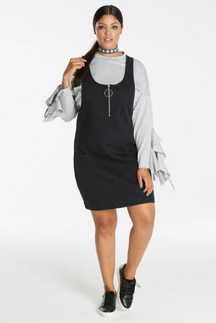 top-rated discount first rate search for original Simply Be Pinafore Dress