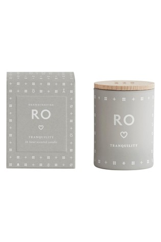 Skandinavisk Ro Mini Scented Candle