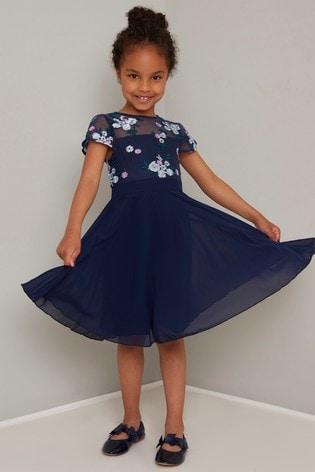 Chi Chi London Girls Novah Dress