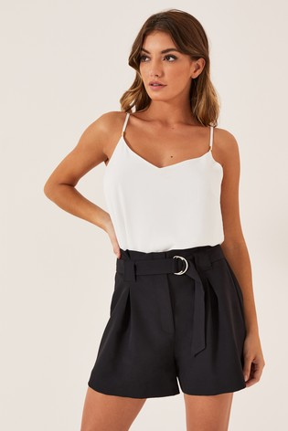 Lipsy Tailored Shorts