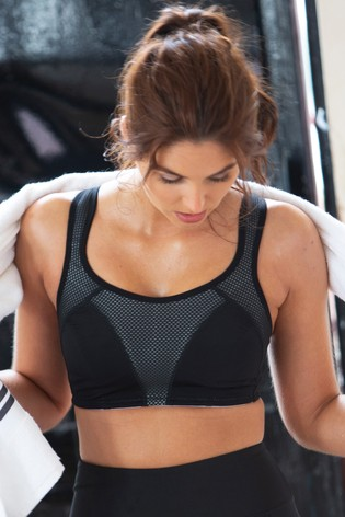Pour Moi Energy Non Wired Full Cup Sports Bra G+
