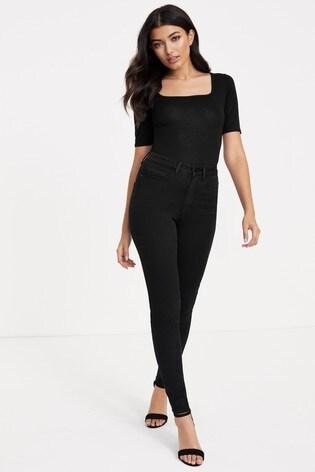 Only Black Skinny Jeans