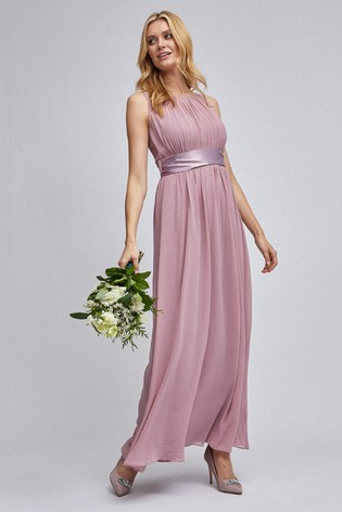 Dorothy Perkins Pink Showcase Natalie Maxi Dress