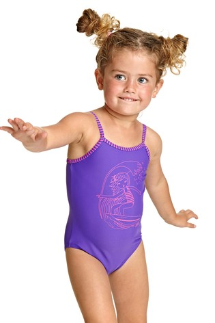 Zoggs Surfer Classicback Swimsuit