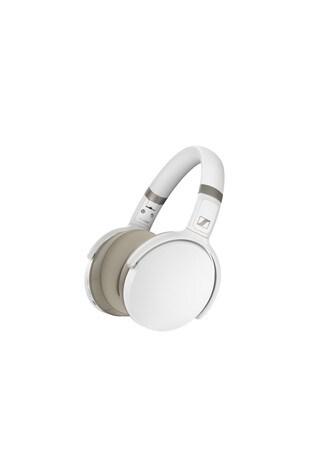 Sennheiser White HD 450BT Over-Ear Headphones