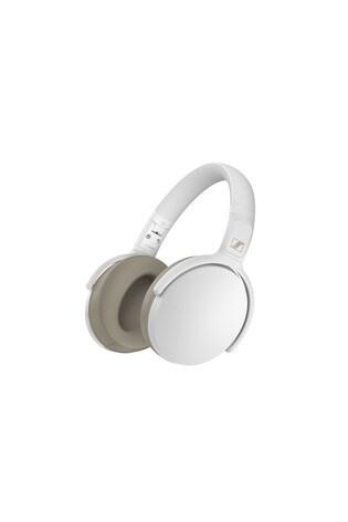 Sennheiser White HD 350BT Over-Ear Headphones