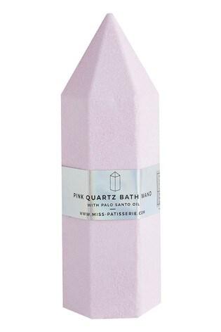 Miss Patisserie Pink Quartz Bath Wand