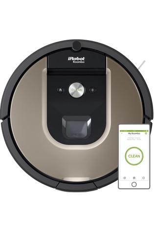 iRobot Roomba R974 Robotic Vacuum Cleaner