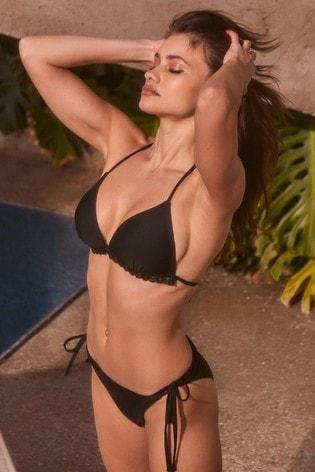 Lipsy Tie Side Bikini Bottoms