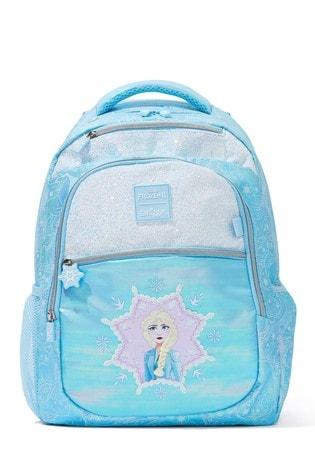 Smiggle Blue Disney's Frozen 2 Elsa Backpack