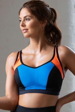 Pour Moi Energy Underwired Lightly Padded Sports Bra E+