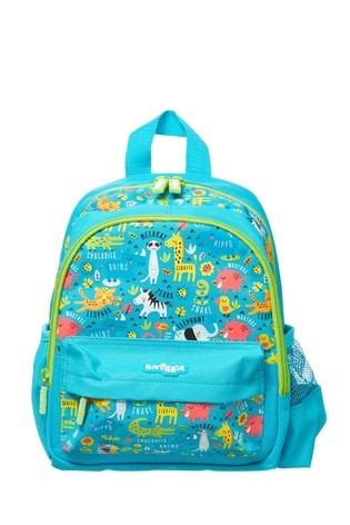 Smiggle Blue Skip Teeny Tiny Backpack