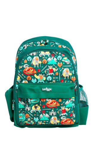 Smiggle Emerald Whirl Junior Backpack