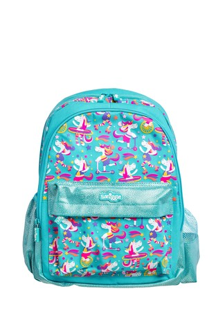 Smiggle Green Whirl Junior Backpack