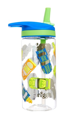 Smiggle Blue Whirl Junior Drink Bottle