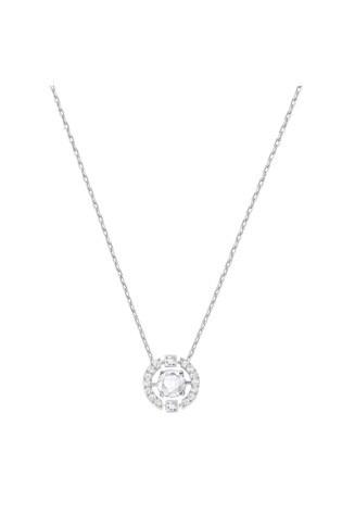 Swarovski® Sparkling Dance Round Necklace