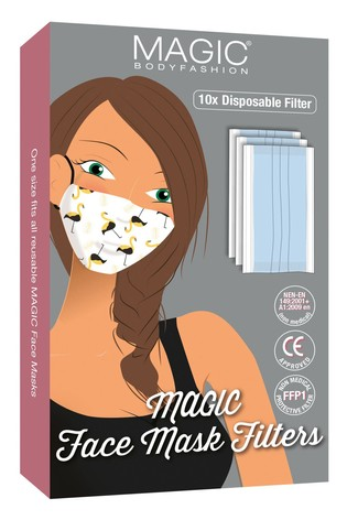 MAGIC Body Fashion Face Covering Filters