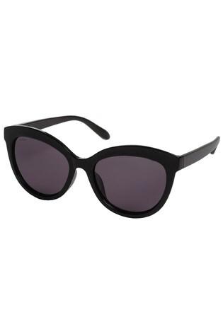 Pilgrim Black Vanille Sunglasses