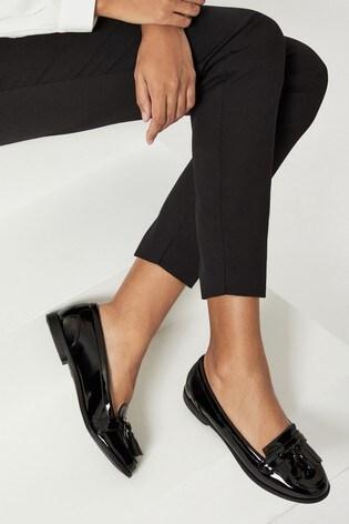Lipsy Wide Fit Tassel Loafers