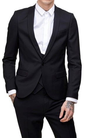 Twisted Tailor Hemmingway Suit Jacket