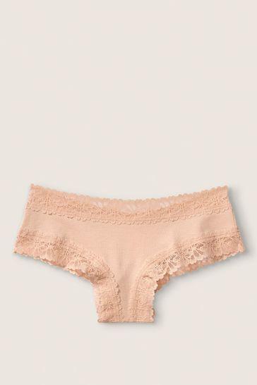 Victoria's Secret PINK Lace Trim Cheekster