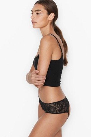 Victoria's Secret Lace Ouvert Cheeky Panty