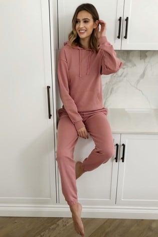 Lipsy Pink Comfy Lounge Jogger