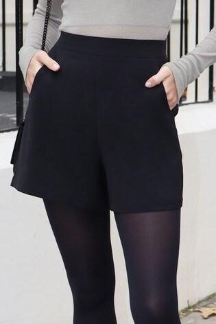 Lipsy Black Shorts