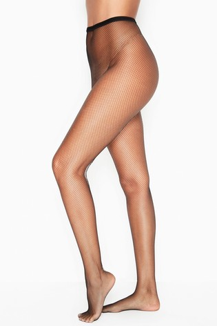 Victoria's Secret Angelwear Very Fine Fishnet Tights