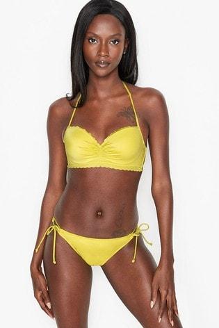 Victoria's Secret Malibu SideTie Bikini Bottom
