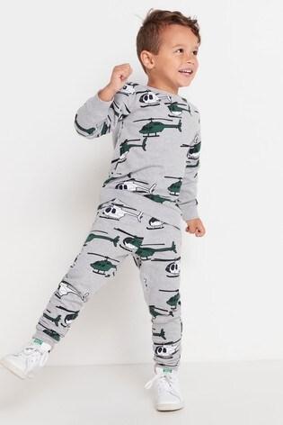 Lindex Grey Kids Sweater