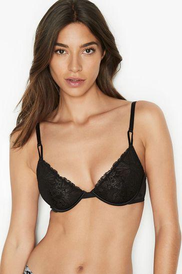 Victoria's Secret Unlined Lace Demi Bra