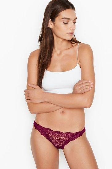 Victoria's Secret Corded Cheekini Panty