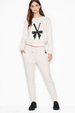 Victoria's Secret Stretch Fleece Crewneck