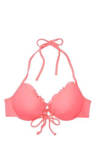 Victoria's Secret Malibu Fabulous Push-up Bikini Top
