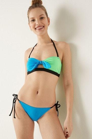 Victoria's Secret PINK Swim Side Tie Bikini Bottom