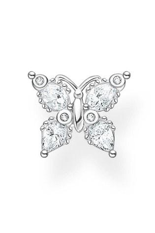 Thomas Sabo Silver Magic Garden Butterfly Single Earring