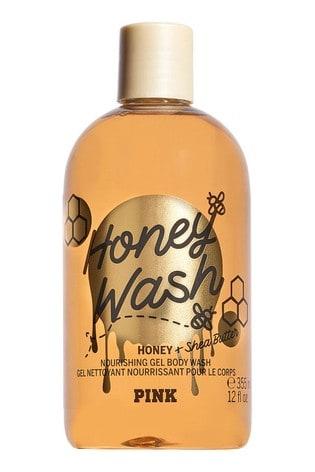 Victoria's Secret PINK Honey Wash Nourishing Gel Body Wash with Pure Honey