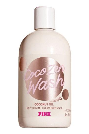 Victoria's Secret Victoria's Secret Coco Zen Wash Vanilla Moisturizing Cream Body Wash