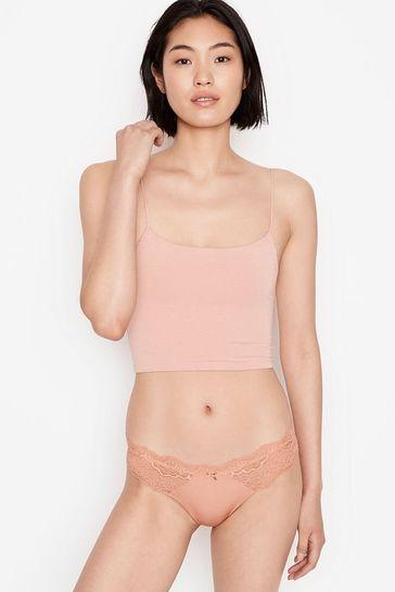 Victoria's Secret Secret Lace Thong Panty