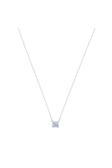 Swarovski Silver Attract Necklace