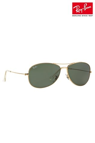 9adc8e05a81 Buy Ray-Ban® Cockpit Sunglasses from Next Belgium