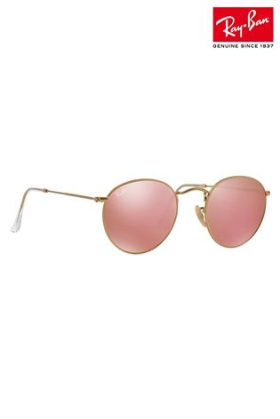 f87ae9dd055 Buy Ray-Ban® Round Sunglasses from Next Belgium