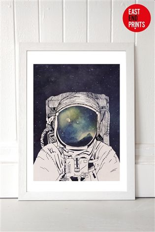 Buy Dreaming of Space by Tracie Andrews Framed Print from the Next ...