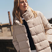 Quilted & Puffer